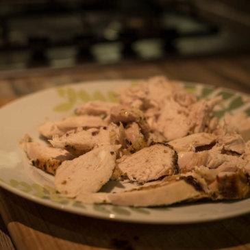Peito de frango simples (sem selar)